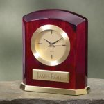 Piano Finish Wood & Brass Achievement Awards