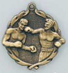 Wreath Medal -Boxing Boxing Trophy Awards