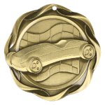 Fusion Medal  - Pinewood Derby Car/Automobile Trophy Awards