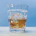 London Double Old Fashioned Crystal Barware Stemware