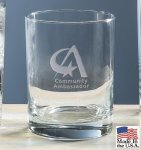 Selection Double Old Fashioned Crystal Barware Stemware