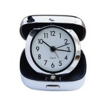 Square Travel Alarm Clock  Desk Clocks