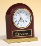 Rosewood Piano Finish Clock Functional Awards