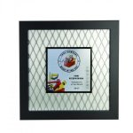 Steel Curtain Framed Metal Plaques