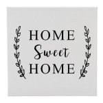 Canvas Home Sweet Home (Wheat) Misc. Gift Awards