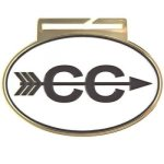 Large Oval -Cross Country Oval Medal Awards