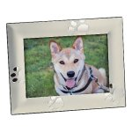 Puppy Paw Print Frame  Photo Gift Items