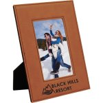 Leatherette Photo Frame -Rawhide Photo Gift Items