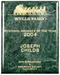 Green Marble Plaque Recognition Plaques