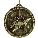 Value Medal Series Awards -Science/Science Fair Scholastic Trophy Awards