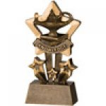 Star Resin Awards -Knowledge  Scholastic Trophy Awards