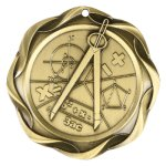 Fusion Medal  - Math Scholastic Trophy Awards
