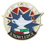 USA Sport Medals -Knowledge  Scholastic Trophy Awards