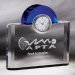 Night and Day Clock Square Rectangle Awards