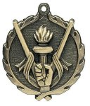 Wreath Medal -Victory Victory Trophy Awards
