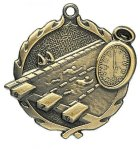Wreath Medal -Swimming Wreath Medal Awards